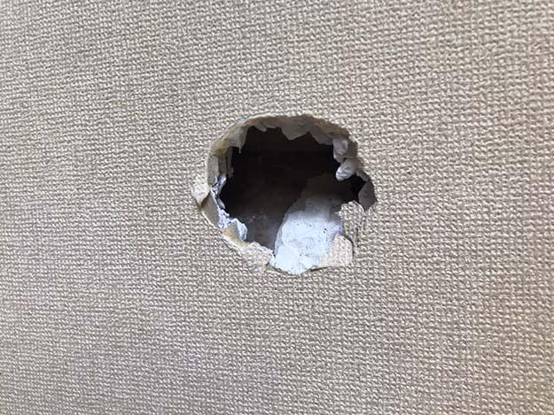 壁補修 Wall Repair